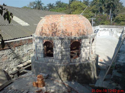 plomeria oaxaca foto cupula para capilla de hacienda de san carlos