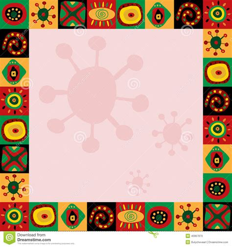 african pattern frame african culture page borders designs pictures to pin on