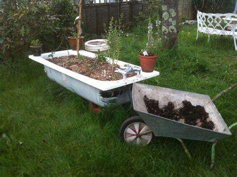 Bathtub Garden by Bathtub Worm Farm Growingarden