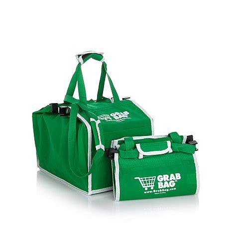 Grab Bag asotv set of 2 grab bag shopping cart bags