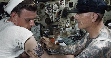 navy tattoo policy navy embraces adopts liberal policy