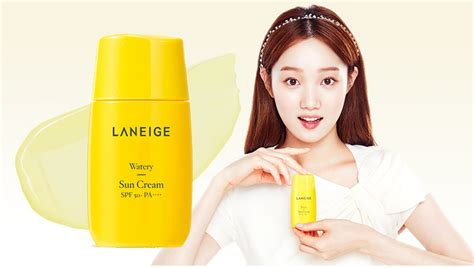 Laneige Sun Watery 50ml laneige sun care line reviews more cinddie