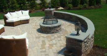 Thinking of building a stone patio long island masonry contractor