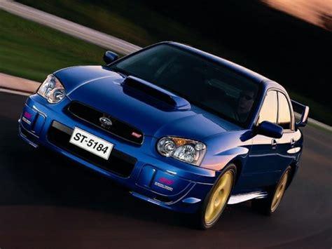 2004 Subaru Wrx Sti Price by 2004 Subaru Impreza Wrx Sti Specs And Prices