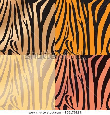 pattern tiger vector tiger pattern stock photos images pictures shutterstock