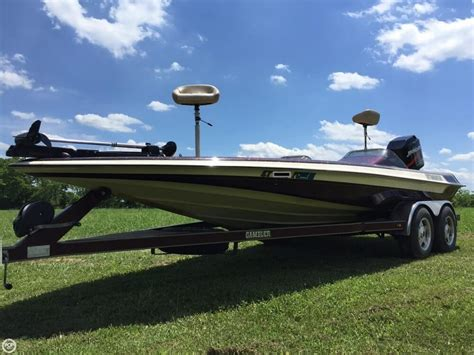 2000 boats for sale 2001 used gambler intimidator 2000 bass boat for sale