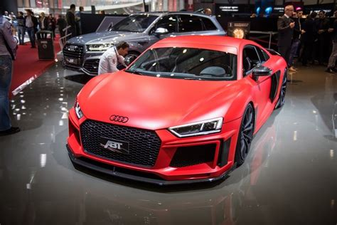 audi r8 top speed v10 2017 audi r8 v10 by abt sportsline review top speed