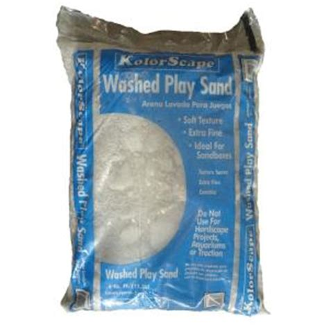 40 lb white play sand 40105130 the home depot