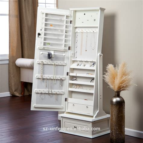 jewelry armoire locking wall mounted locking mirrored jewelry armoire driftwood hayneedle soapp culture