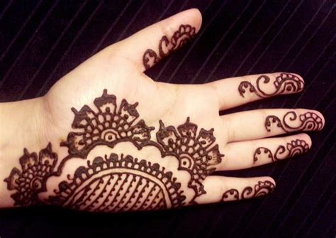 cute 45 simple mehndi designs for festivals and occasion