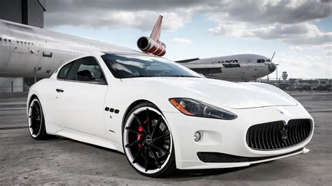 white maserati wallpaper download wallpaper 1600x900 maserati white supercar hd