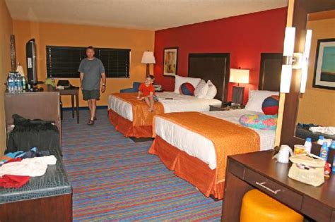 coco hotel rooms a view from inside picture of coco key hotel and water park resort orlando tripadvisor