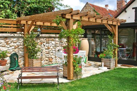 carport lärche bausatz pergolas bois 3 00mx4 00m cerisier abris de jardin en