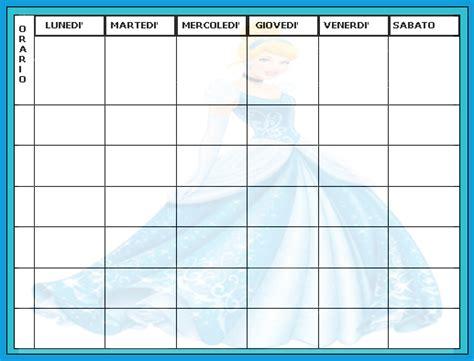 popolare orari tabella orario scolastico le32 pineglen