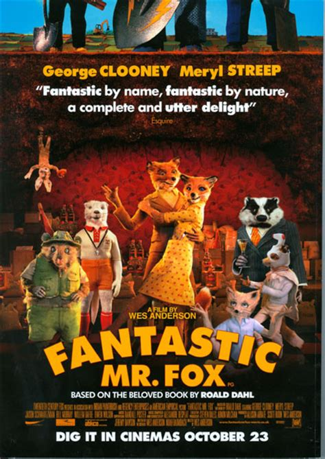 Watch Fantastic Mr Fox 2009 Ramblings Of A Cinema Freakk Fantastic Mr Fox 2009
