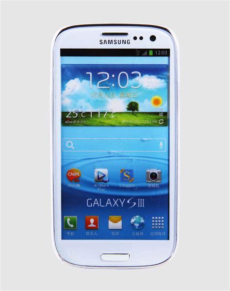 Buzzerbuzer Samsung I8190 Ori Fullset original brand unlocked mobile phone samsung s3 i9300