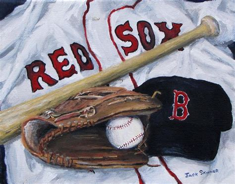 sox number six by skinner