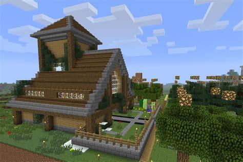 Minecraft House Design Ideas Xbox 360 My Survival Mansion Screenshots Show Your Creation