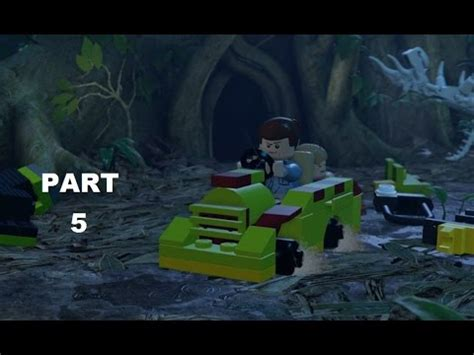 tutorial lego jurassic park full download lego jurassic world part 6 rescue timmy