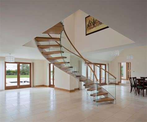 Home Design Architects by Floating Stairs Wood Twe 525 Wood Stairs From Eestairs