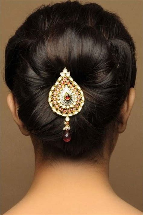 newest  indian wedding hairstyles   ultimate