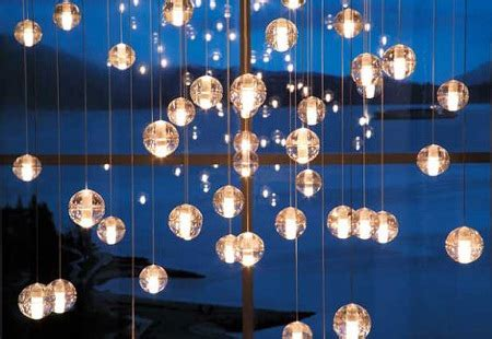 contemporary suspension lights from kundalini