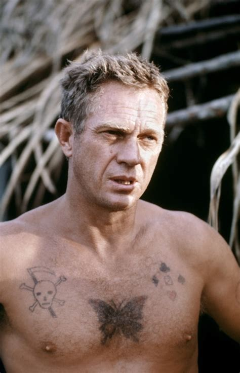 steve mcqueen in papillon by franklin james schaffner 1973