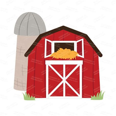 bauernhof scheune clipart premium farm animals clip vectors farm animals