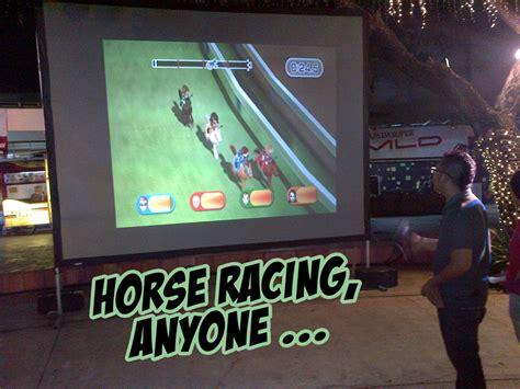 game balap kuda mod sewa mainan anak remaja dewasa bouncer inflatable