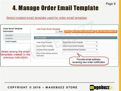 User Guide For Magento Multiple Order Email Magebuzz Magento 2 Order Email Template