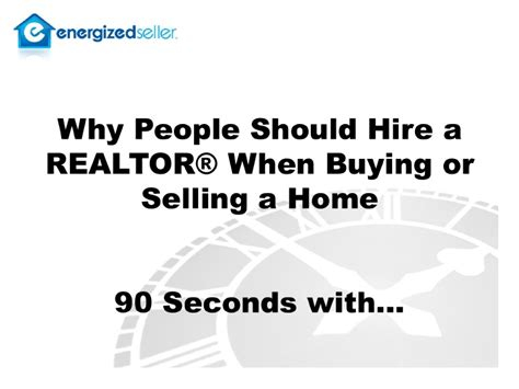 should i be a realtor find a realtor why people should find a realtor