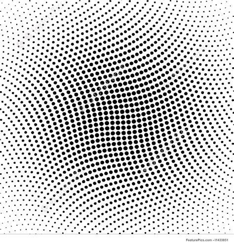 vector halftone dots