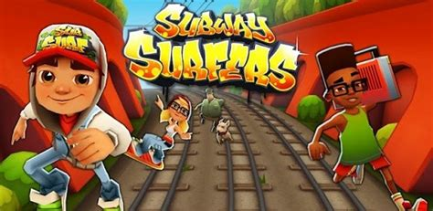 subway sufer apk subway surfers comes to android now available for noypigeeks