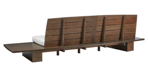 Sofa Repair Brton by Burton Outdoor Sofa So Thats Cool Bungalow Jonathan Louis