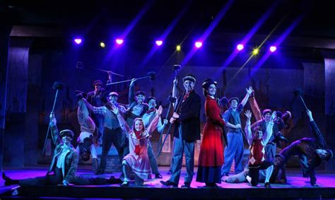 Steps In Time bww review poppins at broadway palm dinner theatre