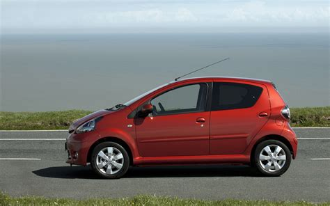 Pictures Of Toyota Aygo Toyota Aygo 2012 Widescreen Car Wallpapers 02