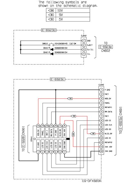 panasonic cq cp134u wiring diagram panasonic get free
