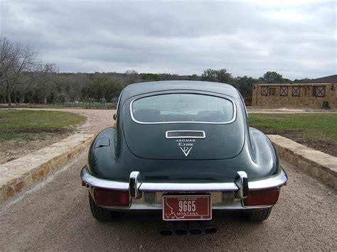 71 jaguar xke 1971 jaguar xke for sale classiccars cc 691073