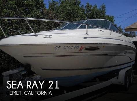 21 feet boat 21 foot sea ray 21 21 foot motor boat in hemet ca