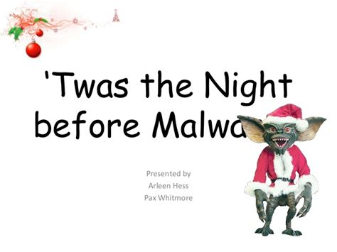 Twas The Light Before by Twas The Before Malware
