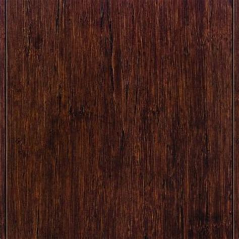 home legend strand woven sapelli solid bamboo flooring 5 in x 7 in take home sle hl