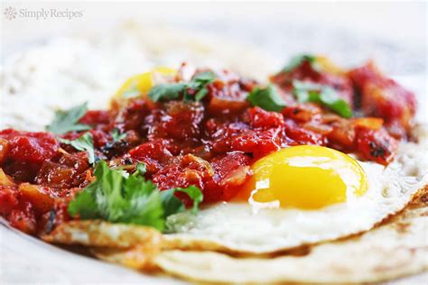 Spanish Mediterranean Huevos Rancheros Recipe Simplyrecipes Com