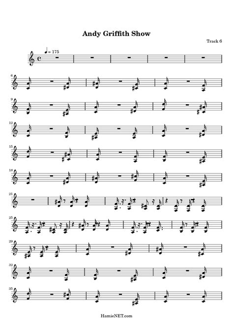 theme song andy griffith andy griffith show sheet music andy griffith show score