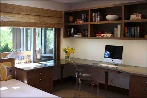 home office in bedroom zspmed of spare bedroom home office design