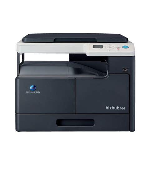 Mesin Fotocopy Konica Minolta Bizhub 164 konica minolta bizhub 164 scanner buy konica minolta