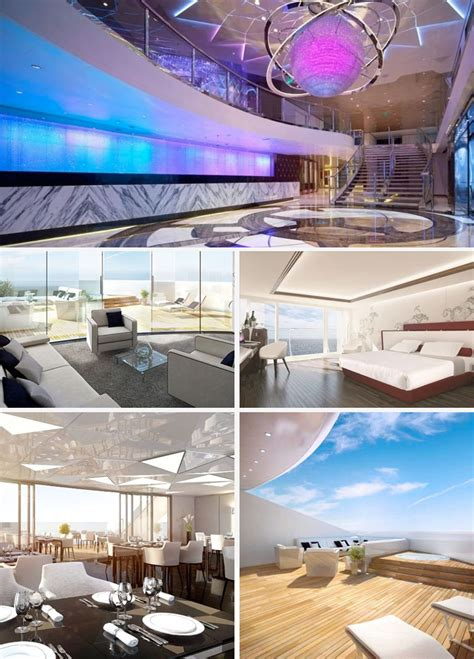 Balconies a new concept in luxury accommodations gibraltar floating