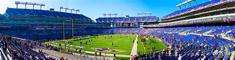M T Bank Stadium Home Of The Nfl S Baltimore Ravens