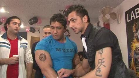 tattoo pen in pakistan tattoos gaining popularity in pakistan bbc news