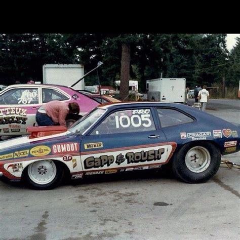 Jersey Dragrace Custom Just gap roush pinto pro stock mini beast driver