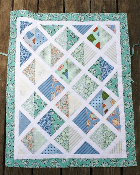 Car Seat Quilt by Sweet Pea And Pumkins Car Seat Baby Quilt